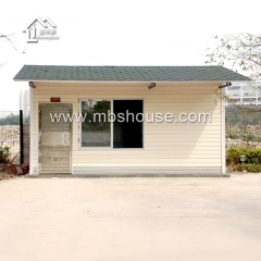 Prefab T House For Dormitory/ Office / Store