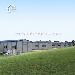 Prefab House for Refugee