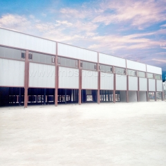 New Design Steel Structure Building